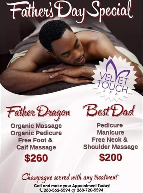 fathers day velvet