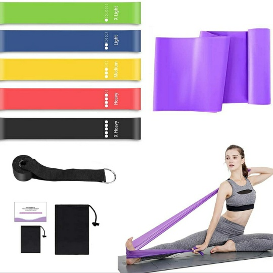 Exercise Resistance Band Set for Legs & Butt