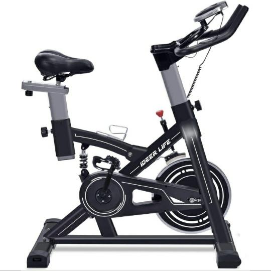 IDEER LIFE Indoor Stationary Cycling Bike