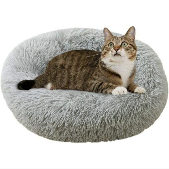 ComfyDegree Round Pet Bed (Cat & Dog)