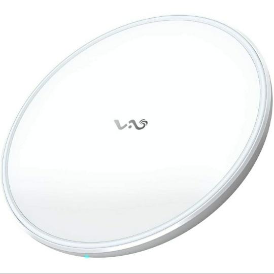 Vebach B10 Fast Wireless Charger, USB-C Qi Certified