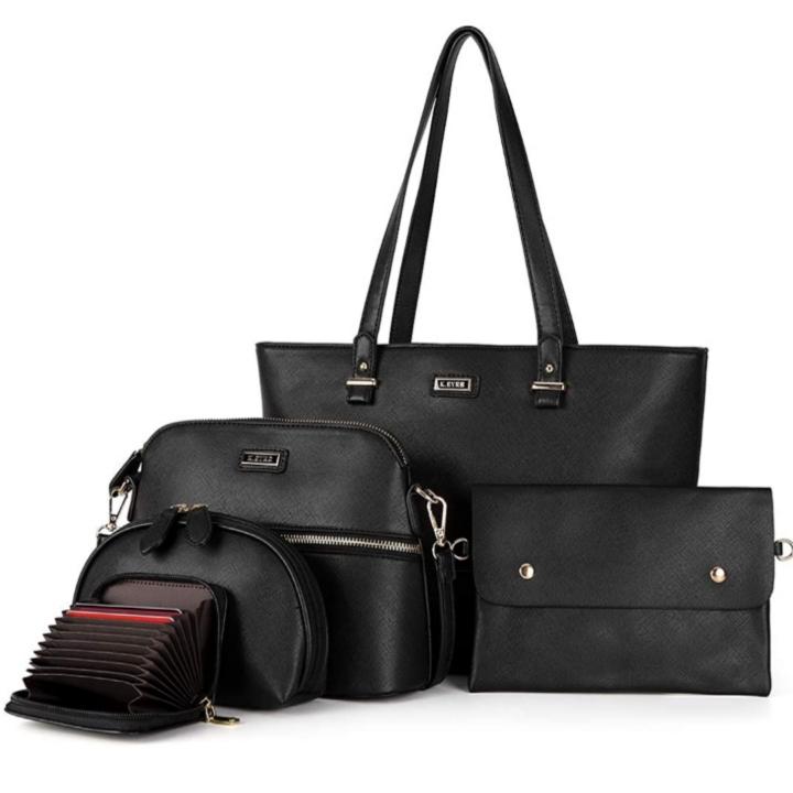 Womens' Fashion Handbags Set (5pcs)