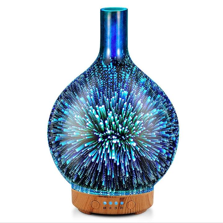 Porseme Essential Oil Aromatherapy Diffuser, 100ml