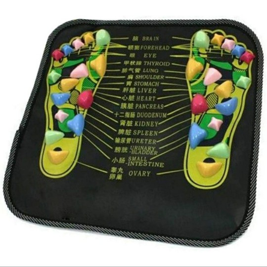 Foot Massage Cushion for Acupoint Physical Therapy