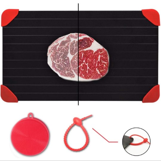 Defrosting Tray Set for Frozen Meat (7 pieces)